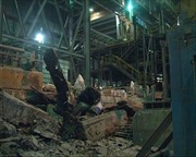 Hiện trường vụ nổ nhà máy thép Pomina