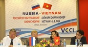 Tăng cường hợp tác kinh tế giữa doanh nghiệp Việt - Nga