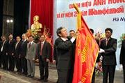 Báo Hà Nội Mới đón nhận danh hiệu Anh hùng Lao động