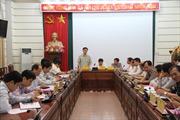 Đoàn công tác Ủy ban Kinh tế của Quốc hội làm việc tại Bắc Ninh