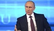 Tổng thống Putin hy vọng không phải triển khai quân đội Nga ở Ukraine