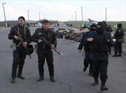Ukraine tuyên bố chưa rút quân khỏi miền Đông