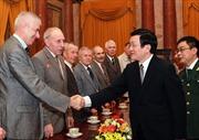 Hội ngộ cựu chiến binh Nga từng tham gia cuộc chiến tranh Việt Nam