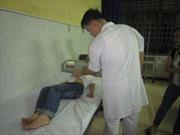 Học sinh ngộ độc sữa nhập viện trở lại