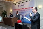 Airbus công bố gói sản xuất linh kiện máy bay đầu tiên tại Việt Nam