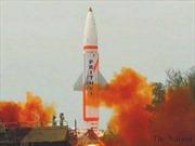 Ấn Độ thử thành công tên lửa đánh chặn Prithvi