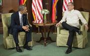 Mỹ nỗ lực khẳng định chính sách 'xoay trục' sang châu Á