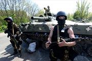 Tỉnh trưởng Donetsk kêu gọi trưng cầu dân ý toàn Ukraine