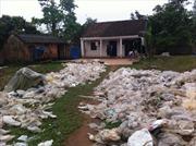 Mưu sinh trên bãi rác Nam Sơn