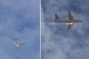 Máy bay Australia hạ cánh khẩn cấp vì cháy động cơ