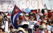 Cuba tưng bừng kỷ niệm ngày Quốc tế Lao động