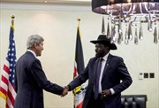 Tổng thống Nam Sudan đồng ý đối thoại với phe đối lập