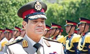 Ai Cập: Tỷ lệ ủng hộ ứng cử viên El-Sisi vượt xa đối thủ Sabahi