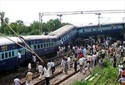 Tàu hỏa Ấn Độ trật bánh, 50 người bị thương