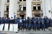 Đức kêu gọi tổ chức hội nghị Geneva 2 về Ukraine