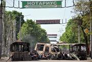 Tình hình đông nam Ukraine diễn biến phức tạp