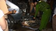 Truy bắt kịp thời lái xe tải gây tai nạn chết người rồi bỏ trốn