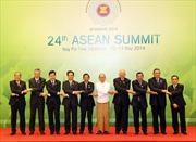 Việt Nam tham dự Hội nghị Cấp cao ASEAN 24