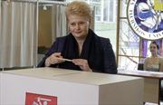 Litva phải tổ chức vòng hai bầu cử tổng thống