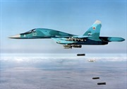 Su-34 sẽ là tổ hợp tấn công chính của Không quân Nga