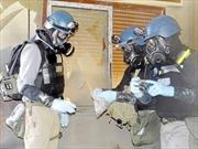 HRW: Có bằng chứng chính phủ Syria sử dụng khí clo