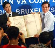 Khẳng định chủ quyền của Việt Nam đối với quần đảo Hoàng Sa và Trường Sa