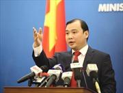 Việt Nam sẽ sử dụng mọi biện pháp phù hợp để bảo vệ chủ quyền