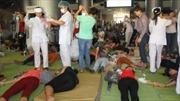 735 công nhân giày Hong Fu bị ngộ độc