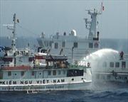 Những kiểm ngư Việt Nam ở Hoàng Sa