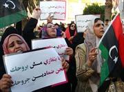 Quân đội Libya tuyên bố giải tán quốc hội lâm thời