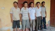 Bắt giữ thêm 5 nghi can trộm cắp trong vụ gây rối ở Vũng Áng