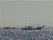 Cảnh sát biển Việt Nam đổi hướng tiếp cận giàn khoan 981
