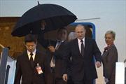 Tổng thống Nga Putin thăm Trung Quốc