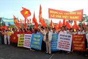Các tầng lớp nhân dân lên án hành động sai trái của Trung Quốc trên Biển Đông