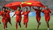 Cơ hội của đội tuyển nữ Việt Nam là 50%