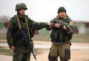 Binh lính Nga rời khu vực giáp giới với Ukraine