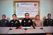 Phản ứng của LHQ, Pháp về đảo chính quân sự tại Thái Lan