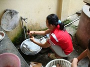 Thêm 6 vạn hộ dân ngoại thành Hà Nội được dùng nước sạch