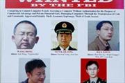 Mỹ gia tăng sức ép với Trung Quốc sau khủng hoảng gián điệp mạng