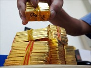 NHNN có đủ lượng vàng bán can thiệp thị trường