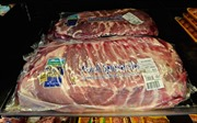 Nga tạm ngừng nhập thịt lợn từ Mỹ