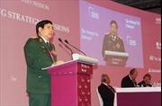 Bộ trưởng Phùng Quang Thanh: Đề nghị Trung Quốc đàm phán để giữ quan hệ hữu nghị hai nước