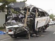 Xe chở du khách Việt gặp nạn ở Thái Lan, 13 người thiệt mạng