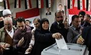 Syria bầu cử tổng thống