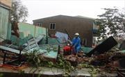 Lai Châu: Hàng chục nhà tái định cư sập đổ, tốc mái