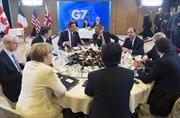 G-7 cam kết ủng hộ Ukraine và tăng cường hợp tác nội khối