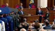 Ông Poroshenko nhậm chức Tổng thống Ukraine