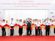 Khánh thành cầu Vĩnh Thịnh dài nhất Việt Nam