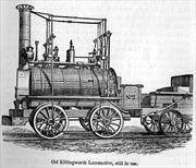 Stephenson - người chế tạo thành công đầu xe lửa
