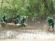 Bảo tồn tài nguyên thiên nhiên rừng ngập mặn Cần Giờ